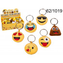 wholesale Bags: Emoticon keychain with sound