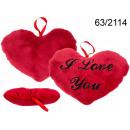 wholesale Cushions & Blankets:Panel heart I love you
