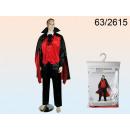 groothandel Winkel & magazijninrichting: Mannelijke vampier kostuum