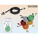 groothandel Accu's, kabels & adapters:USB-kabel met micro-USB