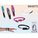 Armband met USB-oplader voor Iphone 5, 6