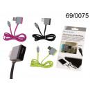 groothandel Accu's, kabels & adapters: USB-kabel met  Micro USB voor Iphone
