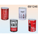 Spaarvarken blikje Coca-Cola