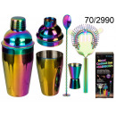 wholesale Kitchen Utensils:Metal shaker set