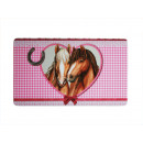 wholesale Houshold & Kitchen: Chopping board a couple of horses