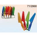 wholesale Knife Sets: Plastic knife for vegetables