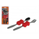 wholesale Toys: Cutlery for children fire truck