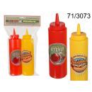 Großhandel Geschenkartikel & Papeterie: Dispatcher auf Ketchup und Senf