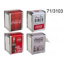wholesale Kitchen Gadgets: Dispenser napkins Coca Cola