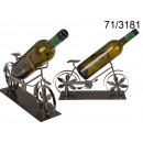 wholesale Wines & Accessories:Metal wine rack - bike