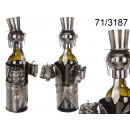 wholesale Wines & Accessories: Metal wine rack - waiter with cake II
