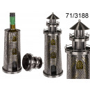 wholesale Wines & Accessories: Metal wine rack - lantern
