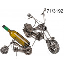 wholesale Wines & Accessories: Metal wine rack - motorcycle IV