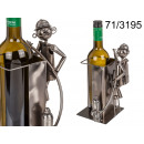 wholesale Wines & Accessories: Metal wine rack - fireman