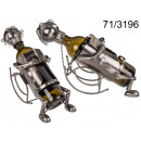 wholesale Wines & Accessories: Metal wine rack - grandfather in the chair