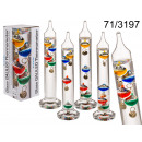 wholesale Weather Stations: 18 cm Galileo thermometer