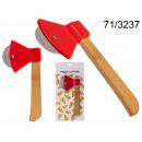mayorista Casa y cocina:Cuchillo de pizza hacha