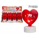 LED Candle hart verandert van kleur