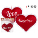 Panel heart Love