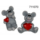 wholesale Computers & Accessories: Figurine mouse with heart