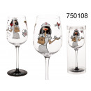 wholesale Drinking Glasses: XL wine gift for the patient