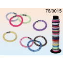 ingrosso Gioielli & Orologi: bracciale di  cristallo con chiusura magnetica
