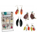 wholesale Earrings:earrings feathers