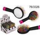 mayorista Salud y Cosmetica: cepillo de pelo con el espejo