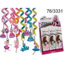 wholesale Hair Accessories: Spiral hair ornaments Miss Twist