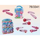 wholesale Hair Accessories:Hairpins Peppa Pig