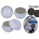 wholesale Toiletries: Pedicure Egg - grater to the feet