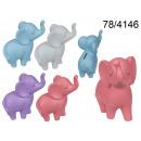Großhandel Geschenkartikel & Papeterie: Keramischer Sparschweinelefant