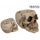 grossiste Cendriers:crâne cendrier