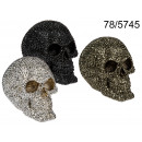 grossiste Farces et attrapes:Perles de crâne Figurine