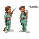 Figur Krankenschwestern