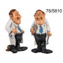 Lustige Figur Arzt