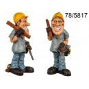 Figur eines Handwerkers