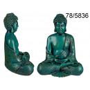 Assis statue de Bouddha thaï - XXL