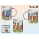 Mug of the periodic table