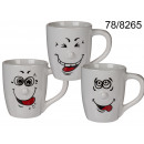 wholesale Houshold & Kitchen:Mug XXL Funny Face