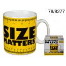 XXL mug - Size matters