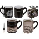 Magic mug Secret message