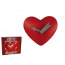 wholesale Clocks & Alarm Clocks:clock heart