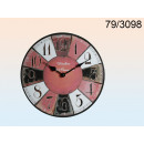 wholesale Clocks & Alarm Clocks:Wooden clock retro