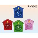 grossiste Bijoux & Montres: Silicone mini-horloge coucou
