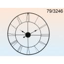 Métal Clock XXL