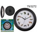 wholesale Clocks & Alarm Clocks: Clock animals - makes sounds
