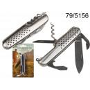 Taschenmesser aus Edelstahl