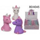 Erasers for unicorns