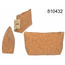 wholesale Travel Accessories: Natural Style vanity case - cork
